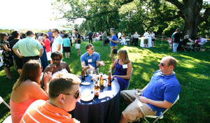 UMW alumni gathered for 2011's Reunion Weekend