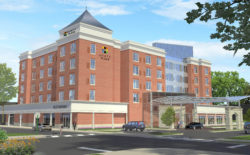 City of Fredericksburg, UMW Foundation Awarded Statewide Honor for Eagle Village Hotel