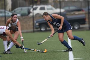 The UMW field hockey team