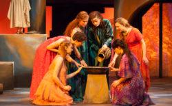 "UMW Theatre Closes 2013-14 Season with Production of ""Lysistrata"""