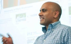 Communication Professor Anand Rao Featured on With Good Reason