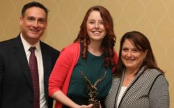 Eagle Awards Presented to UMW Leaders