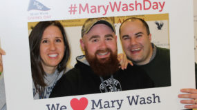 Giving Day Makes Mary Wash History