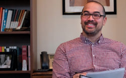 Literary Award Recipient Jon Pineda to Launch Novel at UMW, March 20