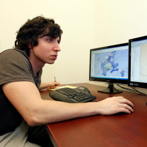 schedule an information session today for the Master of Science in Geospatial Analysis