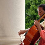 UMW junior and cellist Bethel Mahoney found the freedom she needed to fly at the University of Mary Washington.