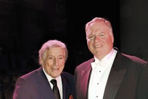 Jazz icon Tony Bennett 'feels the love' at UMW concert.