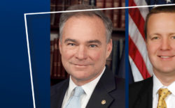 Kaine Leads in UMW Statewide Survey