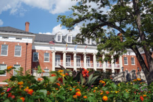 UMW received high rankings from Washington Monthly's 2020 Guide to College and Rankings. The guide rates four-year schools on their contributions to the world and public service.