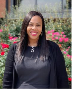 Shavonne Shorter has been named University of Mary Washington's new associate provost for equity and inclusion and chief diversity officer. Photo by Dr. Kai Kuang.