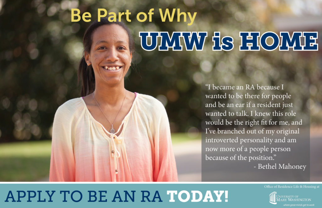 "RA Bethel shares her ""Why"""